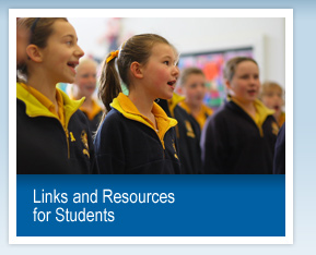 Links and Resources for Students