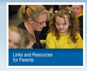 Links and Resources for Parents
